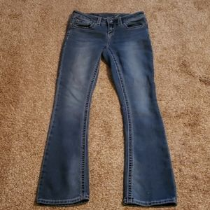 Seven 7 brand slim boot cut jeans